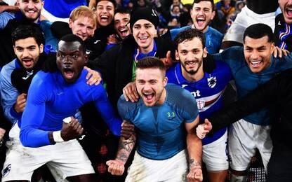 Gabbiadini regala il derby alla Samp: Genoa ko 1-0