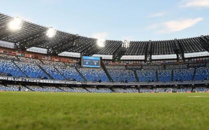 Napoli-Parma: si gioca alle 18.30