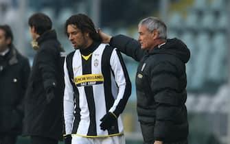 Juventus v Siena - Campionato TIM Serie A 2008 2009 - Stadio Oli