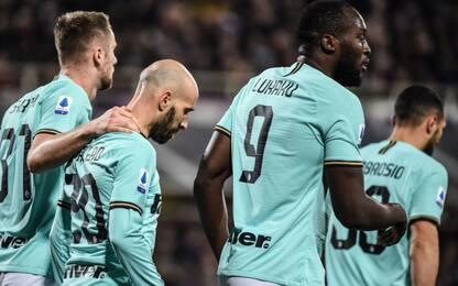 Fiorentina-Inter 0-1 LIVE, Boateng prova col tacco