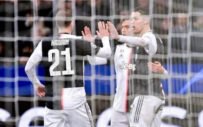 Juve show col tridente, Udinese dominata 3-1