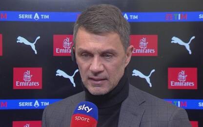 """Maldini: """"Champions? Proviamoci"""""""