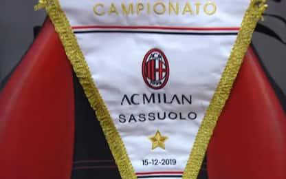Milan-Sassuolo LIVE: Pioli conferma l'XI tipo