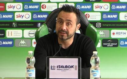 """De Zerbi: """"Brescia nel cuore, ma voglio punti"""""""
