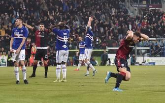 Cagliari vs Sampdoria - Serie A TIM 2019/2020