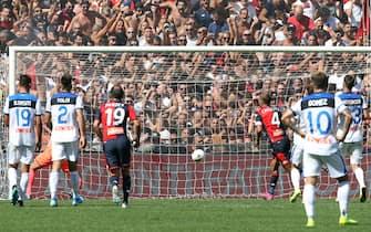 Genoa vs Atalanta - Serie A TIM 2019/2020