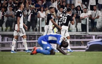Juventus vs Napoli - Serie A TIM 2019/2020