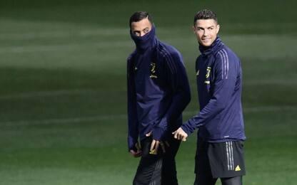 "Benatia: ""Ronaldo mi chiese di allenarci alle 23"""