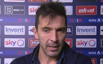 """Buffon: """"Smettere sarebbe un torto a me stesso"""""""