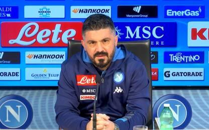 """Gattuso: """"Difficile trovare giocatori più forti"""""""