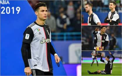 Incubo Ronaldo: perde una finale dopo 64 mesi