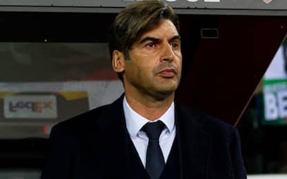 """Roma, Fonseca ci crede: """"Un trofeo entro il 2021"""""""