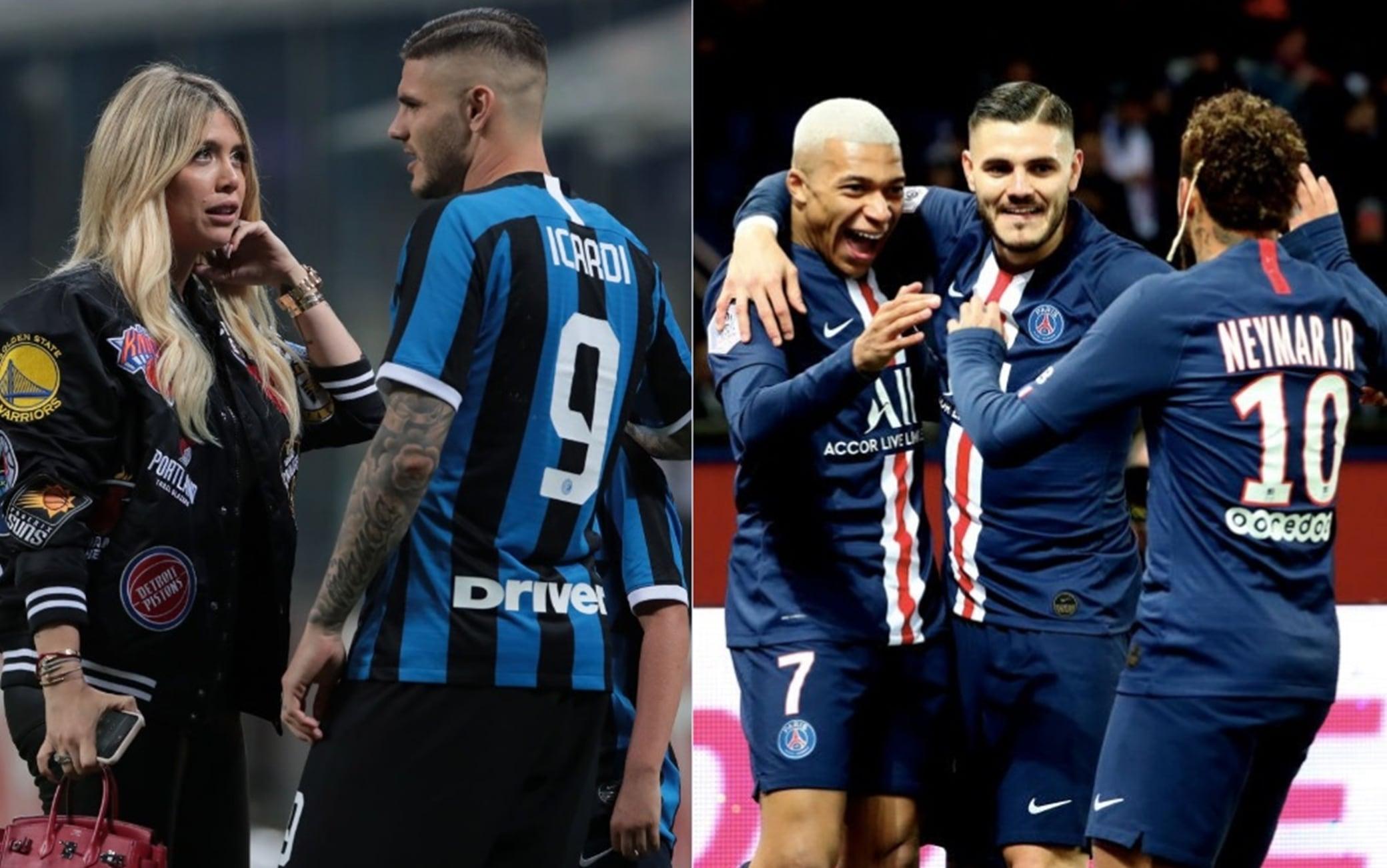 Mauro Icardi E Wanda Nara Il 2019 In 30 Foto Sky Sport