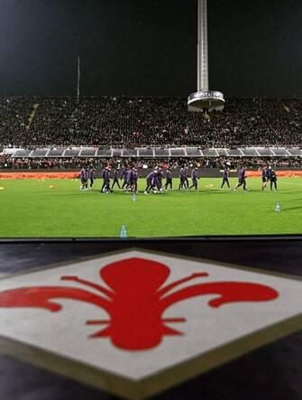 La Fiorentina si allena sotto gli occhi dei suoi tifosi