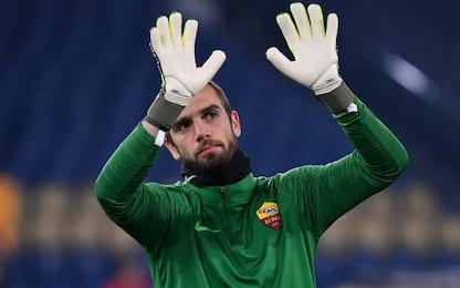 """Pau Lopez: """"Roma passo avanti per la mia carriera"""""""