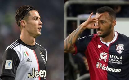 Juventus-Cagliari, curiosità e statistiche