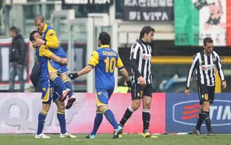 Juventus vs Parma FC - Campionato TIM Serie A 2010 2011 - Stadio