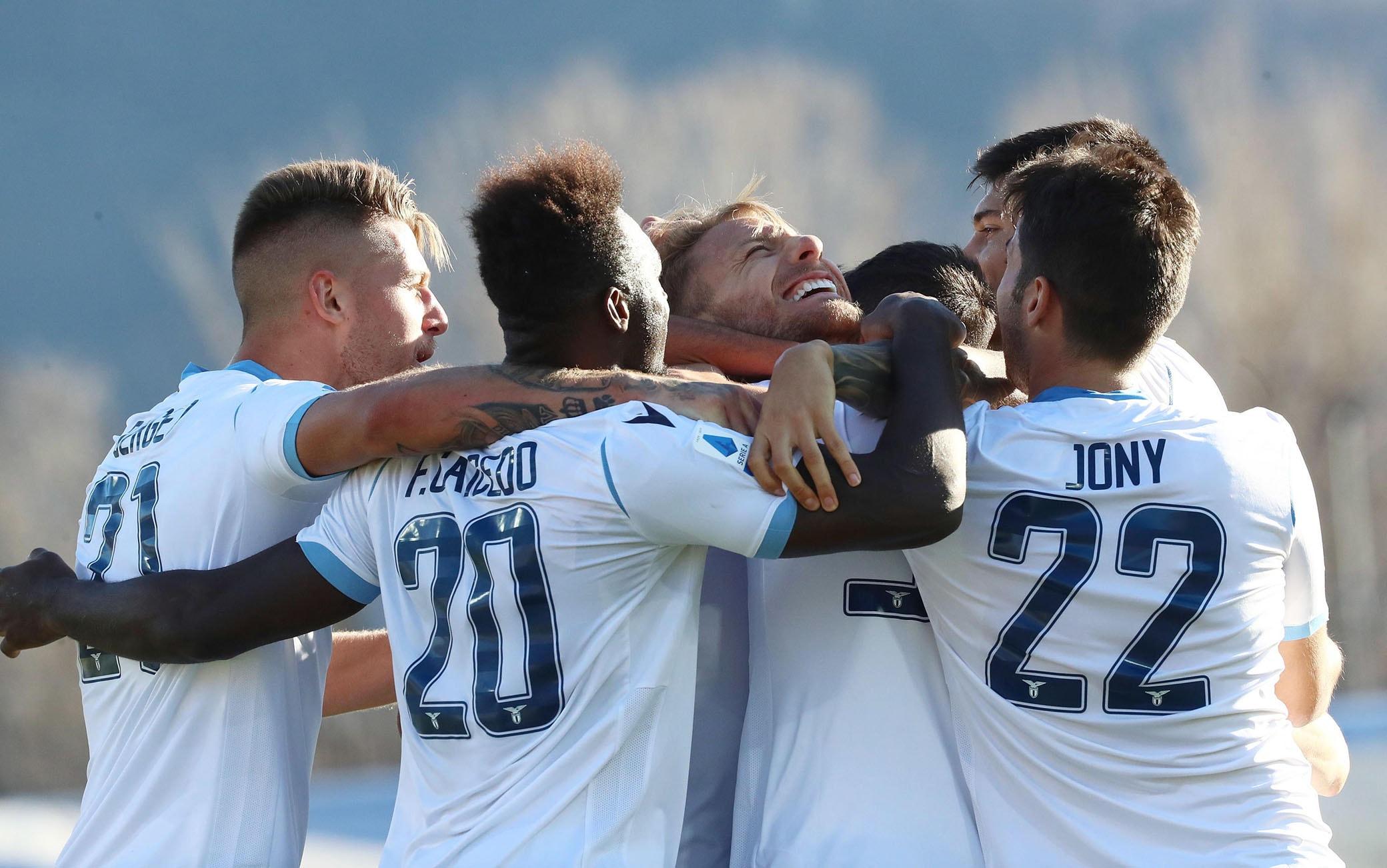Non si ferma più la Lazio di Inzaghi e Immobile