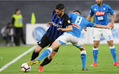Napoli-Inter, le chiavi tattiche della sfida