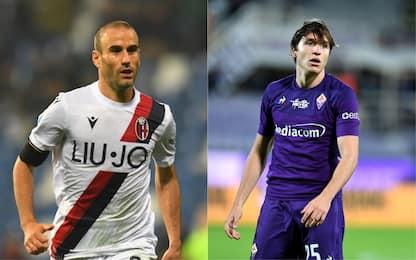 Bologna-Fiorentina, le probabili formazioni