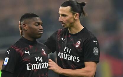 "Pioli: ""Ibrahimovic è già un punto di riferimento"""