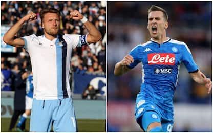 Lazio-Napoli, tutto quello che c'è da sapere