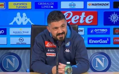 Obiettivo Napoli, Gattuso lo dice in dialetto