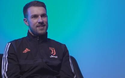 """Ramsey: """"Vogliamo vincere scudetto e Champions"""""""