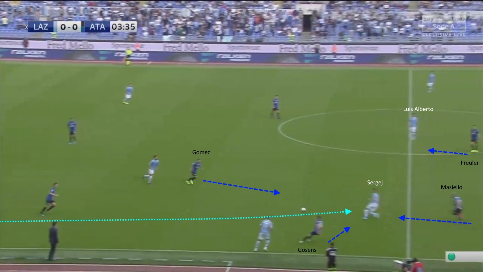 Inter-Atalanta, moviola Gazzetta: errore VAR, Lautaro da rigore e rosso