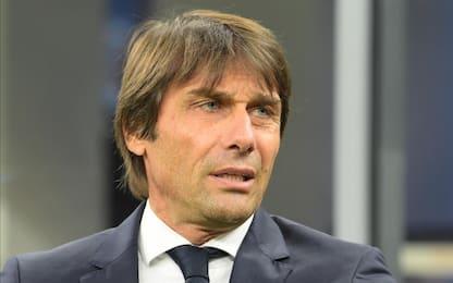 Serie A, 7 squalificati. Conte entra in diffida