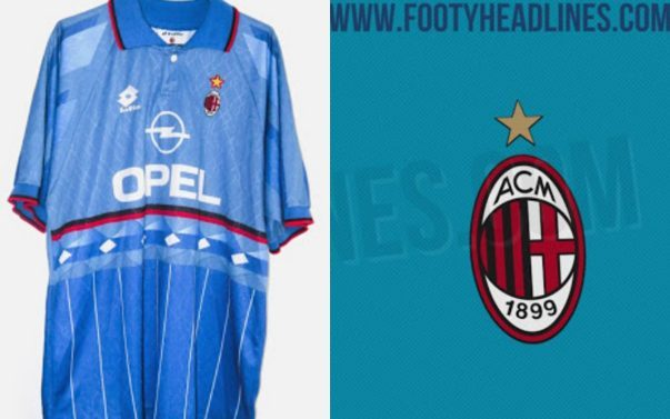 Milan, nuova maglia per il 2020 2021: le anticipazioni di Footy ...