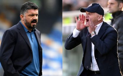 Napoli-Fiorentina, curiosità e statistiche