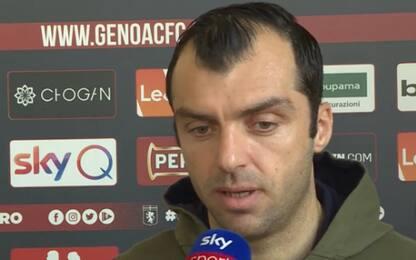 """Pandev a Sky: """"Salvezza col Genoa, poi smetto"""""""