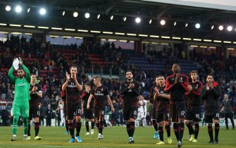 Cagliari vs Milan - Serie A 2019/2020