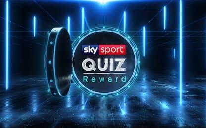 Sky Sport Quiz Reward, da venerdì 31 gennaio