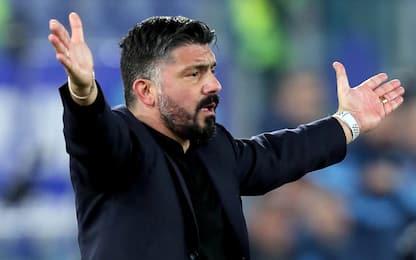 Napoli-Fiorentina 0-0 LIVE