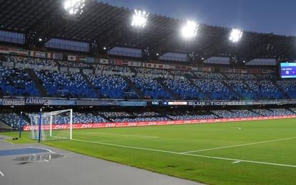 Napoli-Fiorentina LIVE: Demme e Lobotka in panca