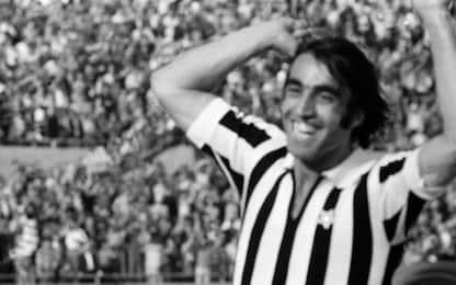 """Anastasi, il """"Pelé bianco"""" simbolo oltre il calcio"""
