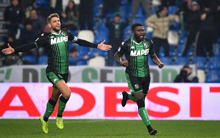 Sassuolo-Torino 2-1, il risultato in diretta LIVE