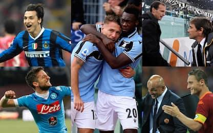 La Lazio fa 11 di fila: settima serie di sempre
