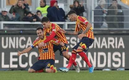 Mancosu ferma l'Inter di Conte: solo 1-1 a Lecce