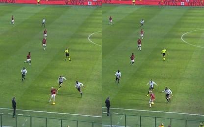Castillejo, ruleta da urlo contro l'Udinese. VIDEO