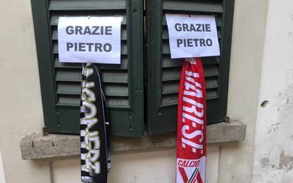 Anastasi, l'omaggio alla camera ardente a Varese