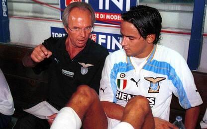 """Eriksson: """"Inzaghi grande allenatore, non pensavo"""""""