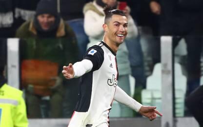 Gol in partite consecutive, CR7 entra nella top 10