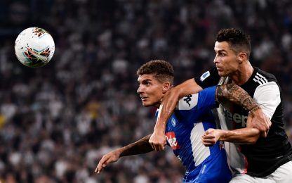 Napoli-Juventus, dove vedere la partita in tv