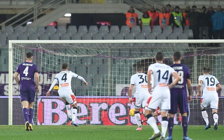 Fiorentina-Genoa 0-0, gli highlights. Criscito sbaglia un rigore ...