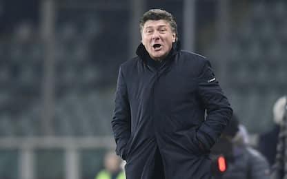 "Mazzarri: ""Indifendibili, squadra in ritiro"""