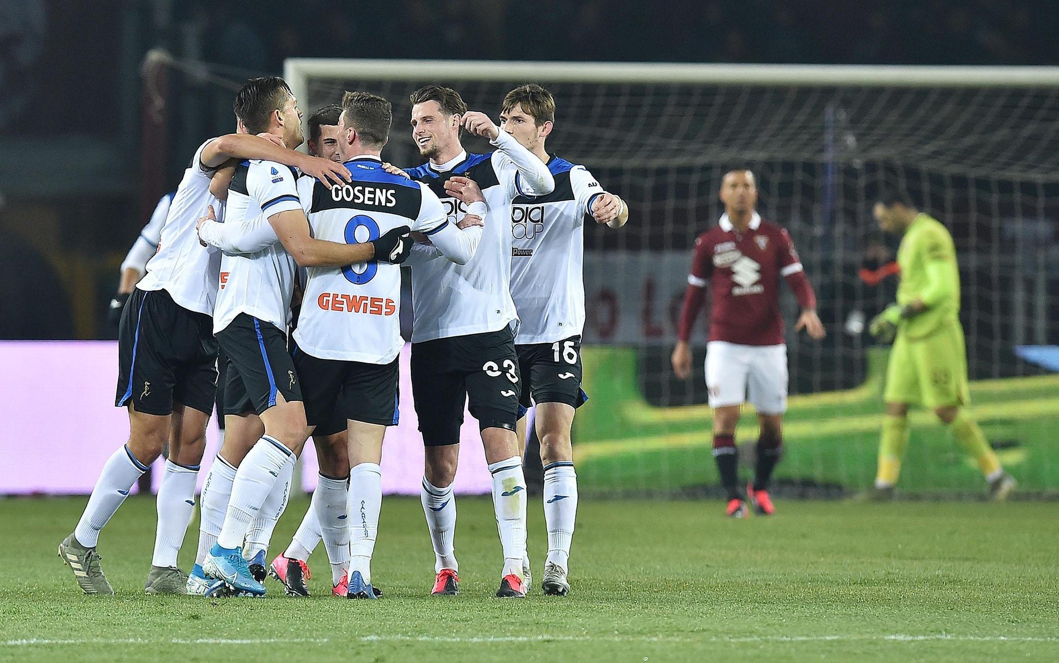 Torino-Atalanta 0-7, gol e highlights. Tris di Ilicic, Gasperini torna al ...
