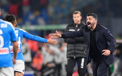 """Gattuso: """"Dobbiamo giocare sempre con il veleno"""""""